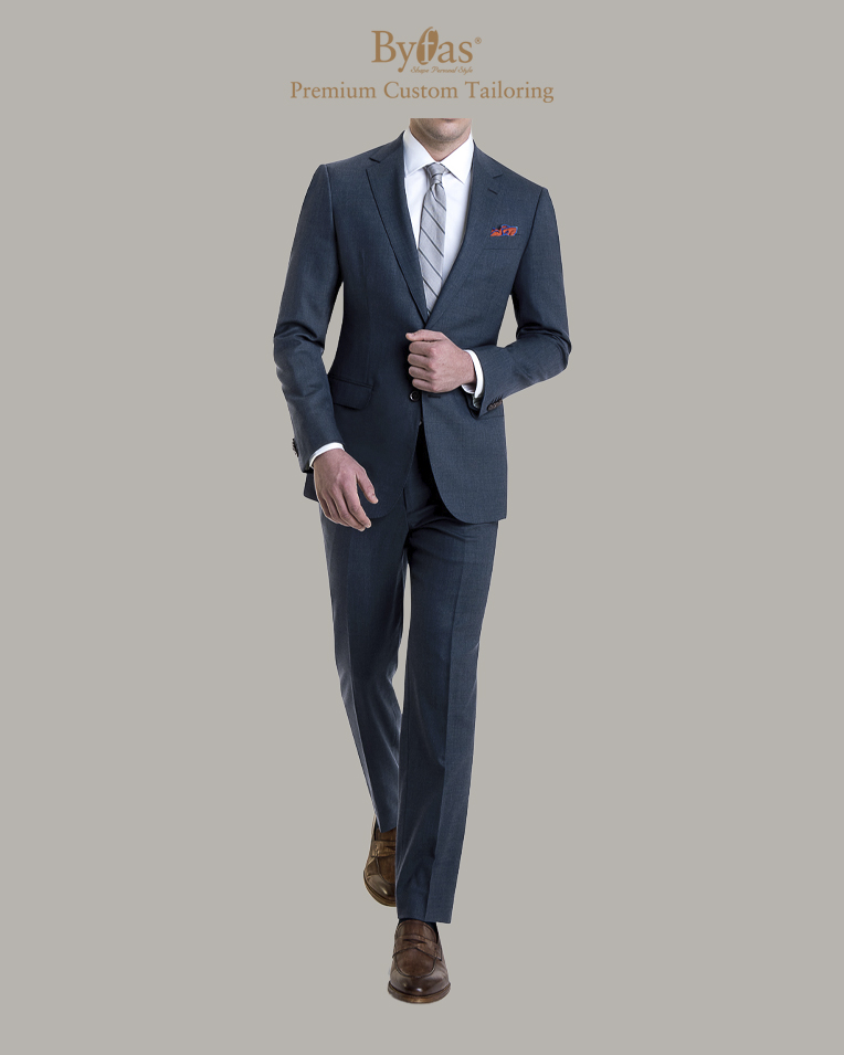 Baltic Blue Fresco Suit